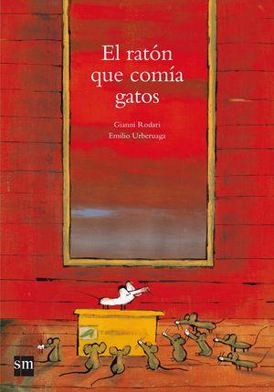 EL RAT粍 QUE COM泝 GATOS