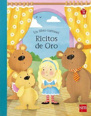RICITOS DE ORO.LIBRO CARRUSEL