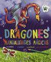 DRAGONES - MANUALIDADES MAGICAS 2375-1