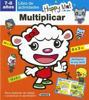 MULTIPLICAR (7-8 AÑOS)