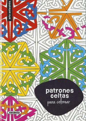 PATRONES CELTAS COLOREAR
