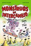 MONSTRUOS DE INTERCAMBIO. SARA Y MAX