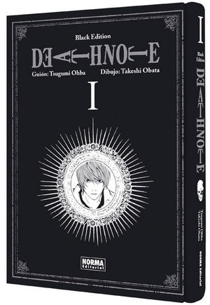 DEATH NOTE, BLACK EDITION 1