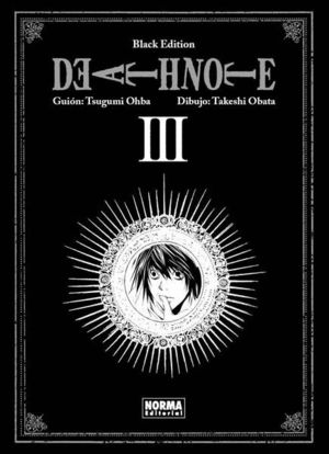 DEATH NOTE, BLACK EDITION 3