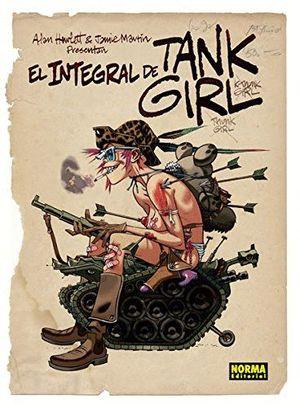 INTEGRAL DE TANK GIRL