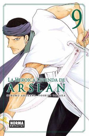 LA HEROICA LEYENDA DE ARSLAN 09