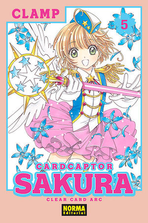 CARD CAPTOR SAKURA CLEAR CARD ARC 5