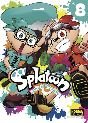 SPLATOON 8