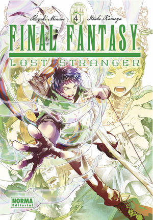FINAL FANTASY LOST STRANGER 4