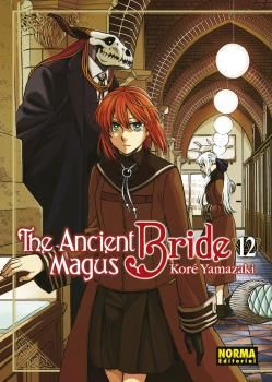 THE ANCIENT MAGUS BRIDE 12