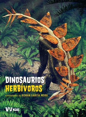DINOSAURIOS HERBIVOROS (VVKIDS)