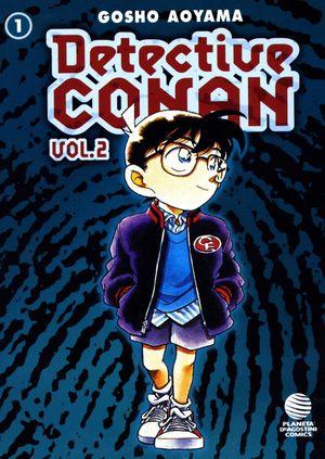 DETECTIVE CONAN II Nº 01