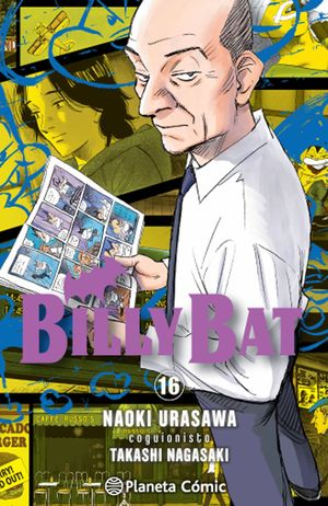 BILLY BAT Nº 16