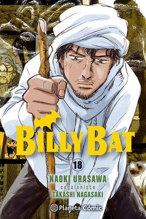 BILLY BAT Nº18/20