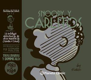 SNOOPY Y CARLITOS 1983-1984 N�