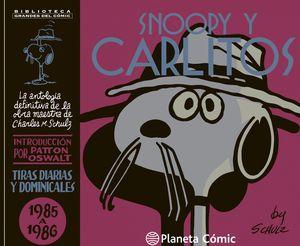 SNOOPY Y CARLITOS N�/25