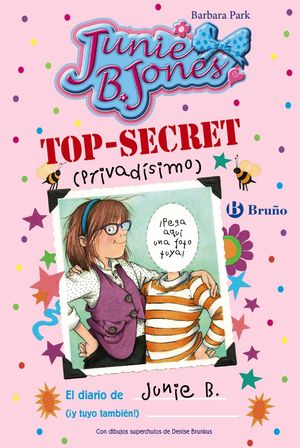 TOP-SECRET (PRIVADÍSOMO): EL DIARIO DE JUNIE B. JONES
