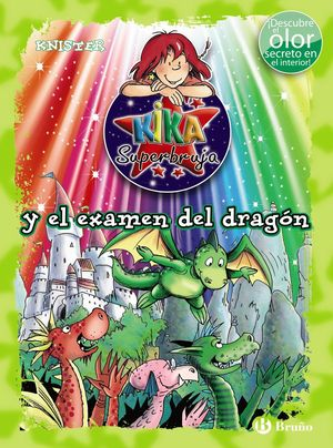 KIKA SUPERBRUJA Y EL EXAMEN DEL DRAG覰 (ED. COLOR)