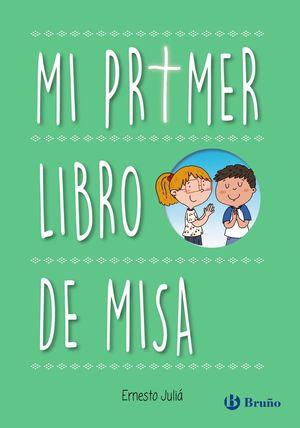 MI PRIMER LIBRO DE MISA