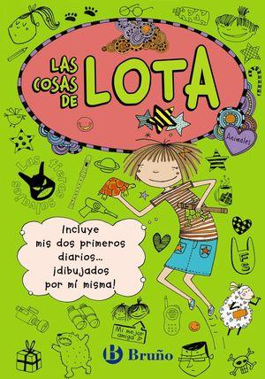 LAS COSAS DE LOTA (¡VAYA MONTÓN DE CONEJOS! + ¡UNO PARA TODOS Y TODOS PARA UNO!)