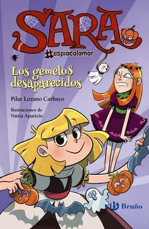 SARA #ESPÍACALAMAR - LOS GEMELOS DESAPARECIDOS