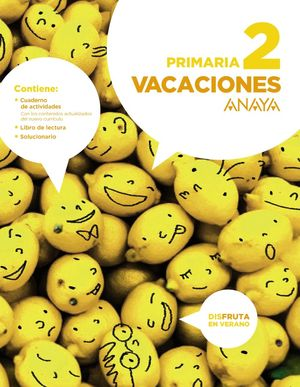 VACACIONES 2 PRIMARIA