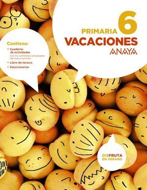 VACACIONES 6 PRIMARIA