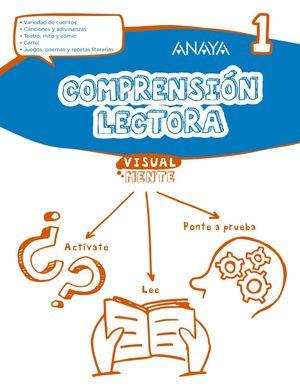 COMPRENSIÓN LECTORA 1.