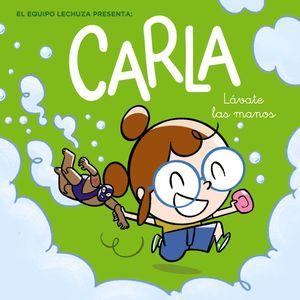 CARLA, LÁVATE LAS MANOS