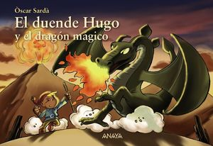EL DUENDE HUGO Y EL DRAGÓN MÁGICO