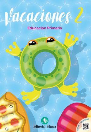 VACACIONES, 2 EDUCACIÓN PRIMARIA