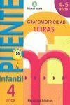 C.LETRAS 4 AÑOS-PUENTE INFANTIL
