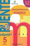 C.NUMEROS 5 AÑOS-PUENTE INFANTIL