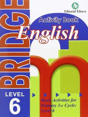 BRIDGE ENGLISH 6EP ACTIVITY BOOK
