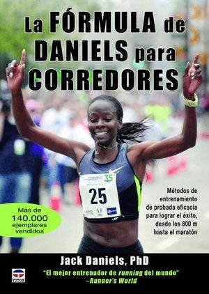 LA FÓRMULA DE DANIELS PARA CORREDORES