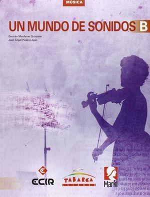 MUNDO DE SONIDOS B. LIBRO