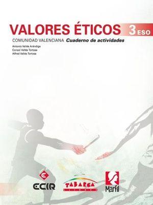 VALORES ÉTICOS CV CUADERNO 3º