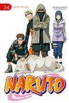 NARUTO (EDT) Nº34