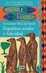 ZAPATITOS AZULES Y FELICIDAD