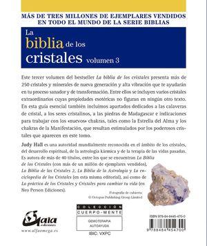 LA BIBLIA DE LOS CRISTALES VOL. 3