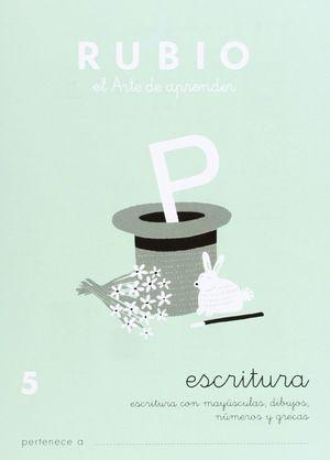 ESCRITURA RUBIO, N. 5