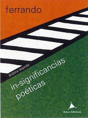 INSIGNIFICANCIAS POÉTICAS