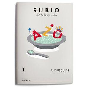 MAYÚSCULAS RUBIO 1