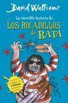 INCREIBLE BOCADILLOS RATA + MANO L - ECI