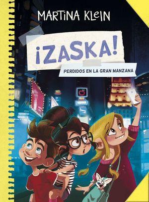 PERDIDOS EN LA GRAN MANZANA (¡ZASKA! 2)