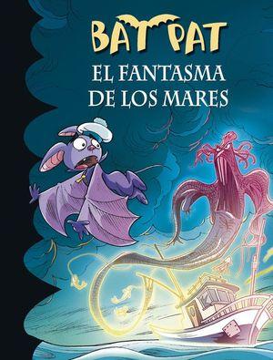 EL FANTASMA DE LOS MARES (BAT PAT 36)