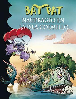 NAUFRAGIO EN LA ISLA COLMILLO (BAT PAT 38)