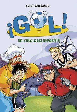 UN RETO CASI IMPOSIBLE (¡GOL! 37)