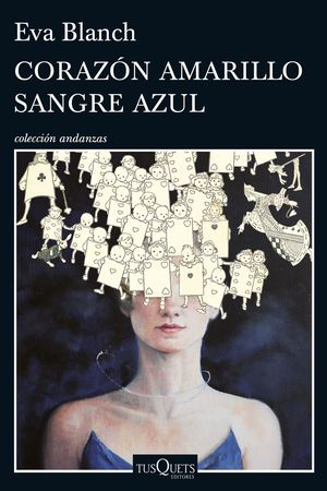 CORAZON AMARILLO SANGRE AZUL