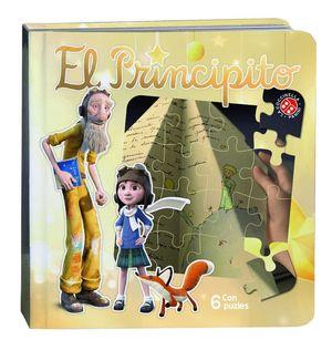 EL PRINCIPITO CON 6 PUZLES